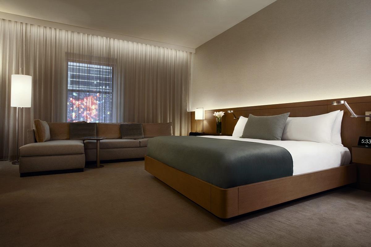 Knickerbocker Hotel Rooms