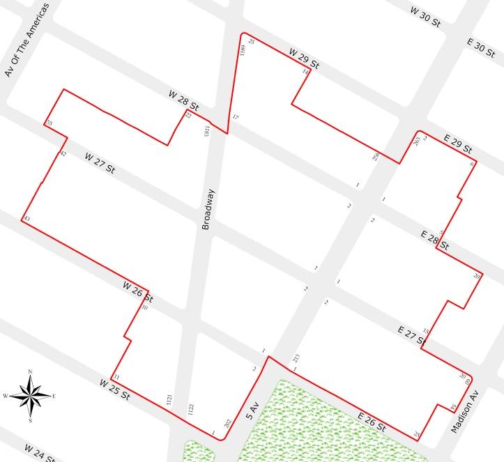 Madison Square North Historic District, NoMad