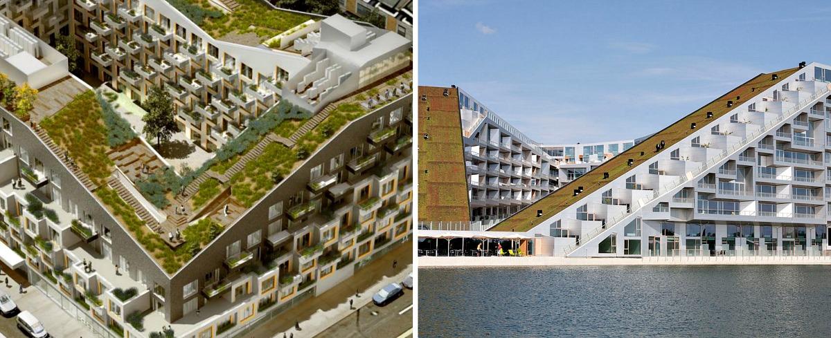 Oda 39 s bushwick rental project looks a lot like big 39 s 8 for Big copenhagen