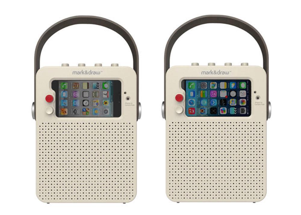 I Ready O Turns Old Iphones Into Retro Radios 6sqft