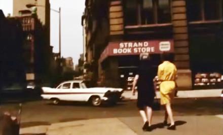 nyc strand bookstore in 1968