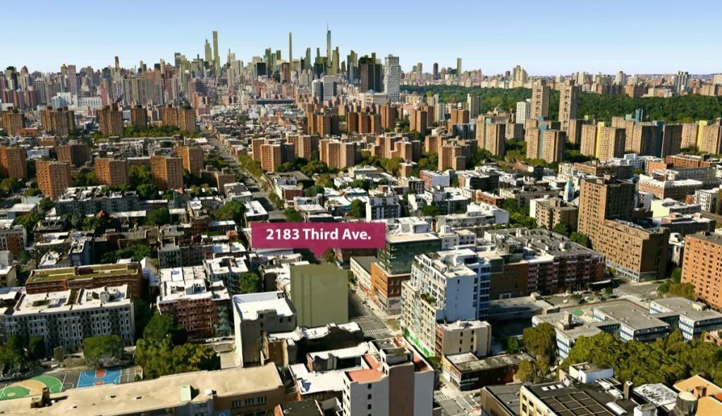 2183 Third Avenue, Gerald Caliendo Architect, East Harlem Construction, Zoning, Hunter College, East Side, Upper East Side