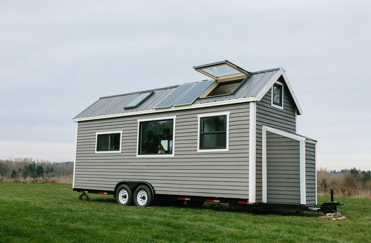 Tiny Heirloom Portable Mobile Home 6sqft
