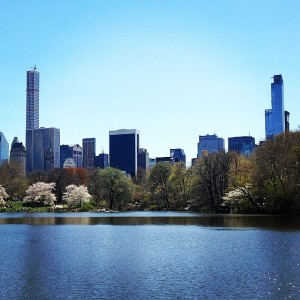 #centralpark #skyline #nyc #one57 #432park #supertalls #nycarchitecture