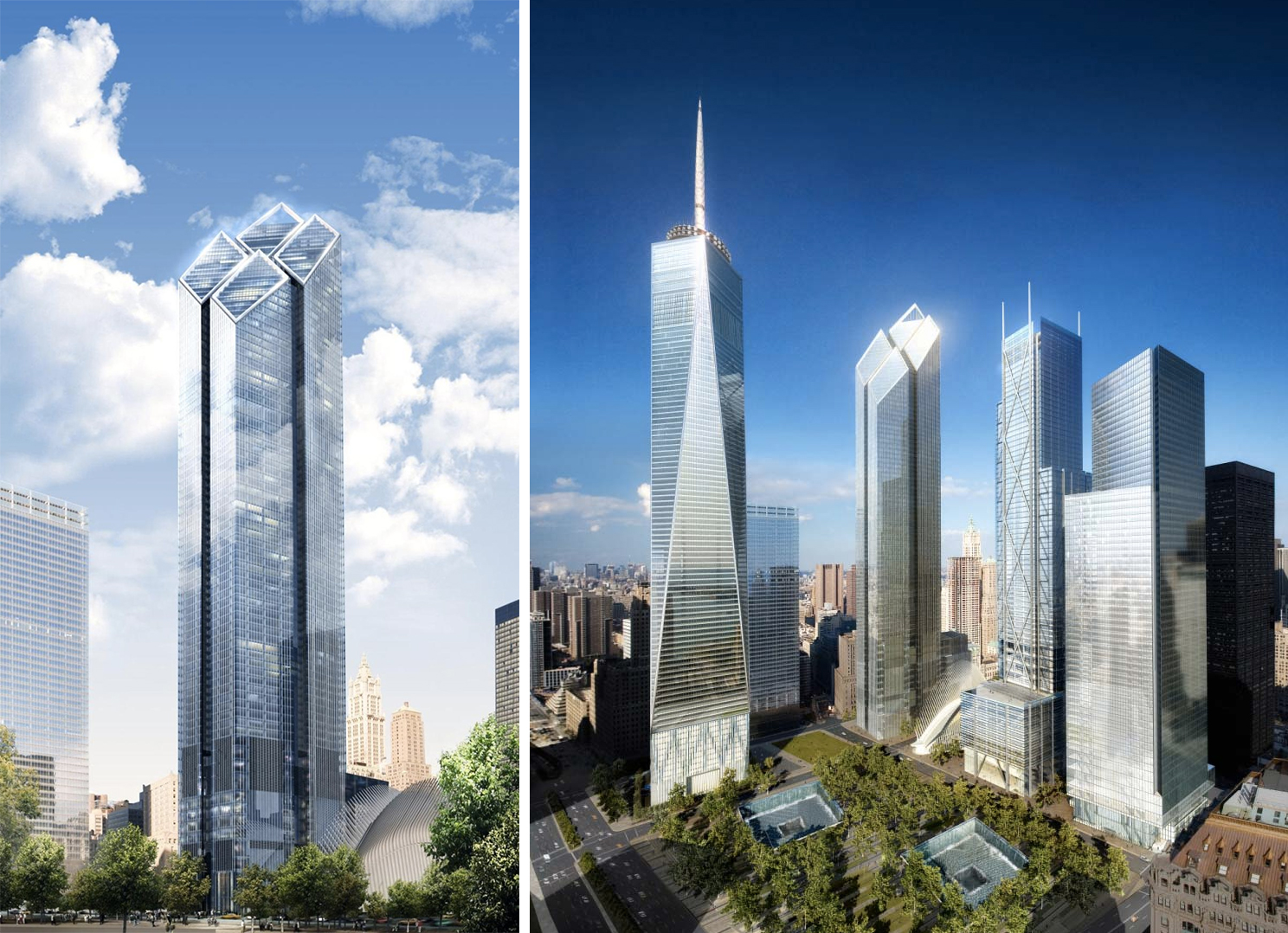 Norman foster 39 s 2 world trade center could get a jumpstart for 2 world trade center