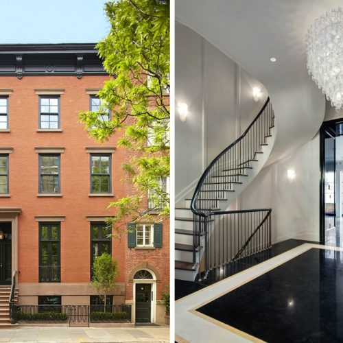 Rupert Murdoch's Multi-Terraced West Village Townhouse Sells for $27.5M in Just Five Months