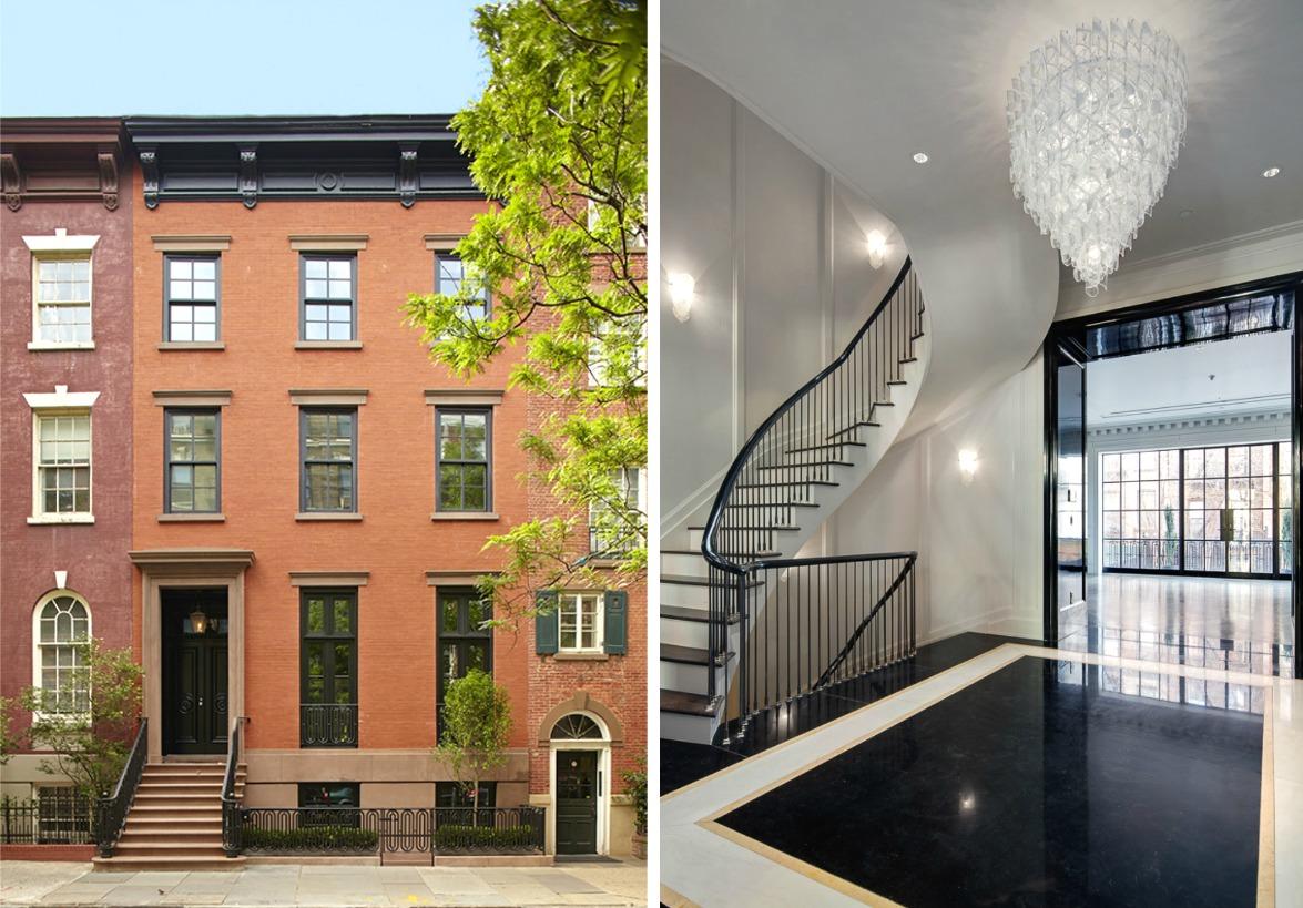 brick wallpaper apartment
