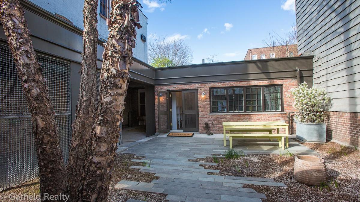 285 20th Street, Prospect Park, landscaped gardens, multiple skylights