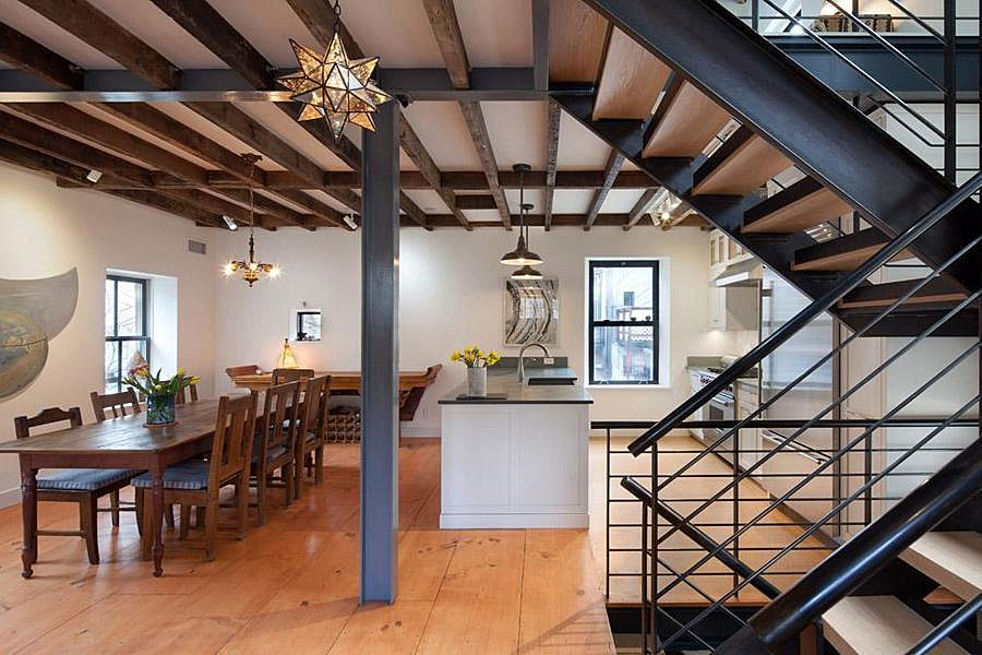 Renovated Carroll Gardens Carriage House Comes With a Private Entryway