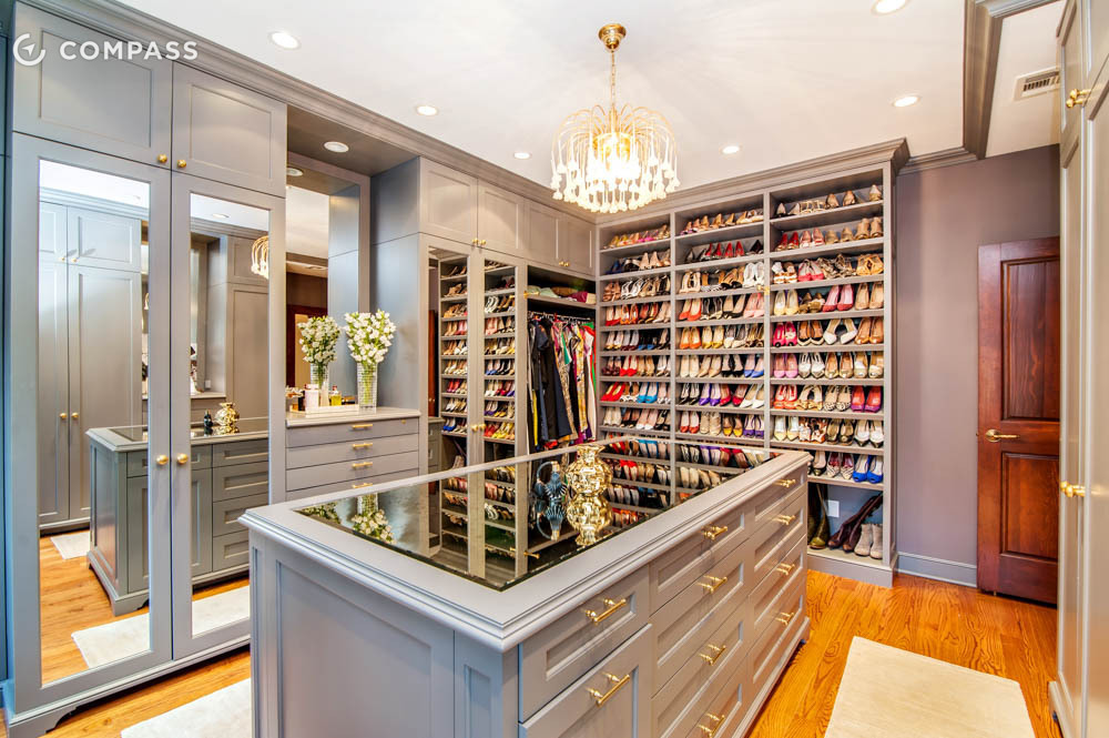 Boerum Hill Beauty Has Shoe Closet Almost Big Enough For Imelda Marcos