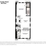 93 Crosby Street, Classic Soho loft, exposed brick walls, wood beam ceilings