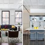 Mercer Street Loft, DHD Interiors, Soho lofts