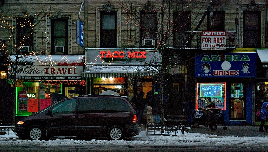 East Harlem, Taco Mix