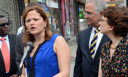 Melissa Mark-Viverito, New York City Council