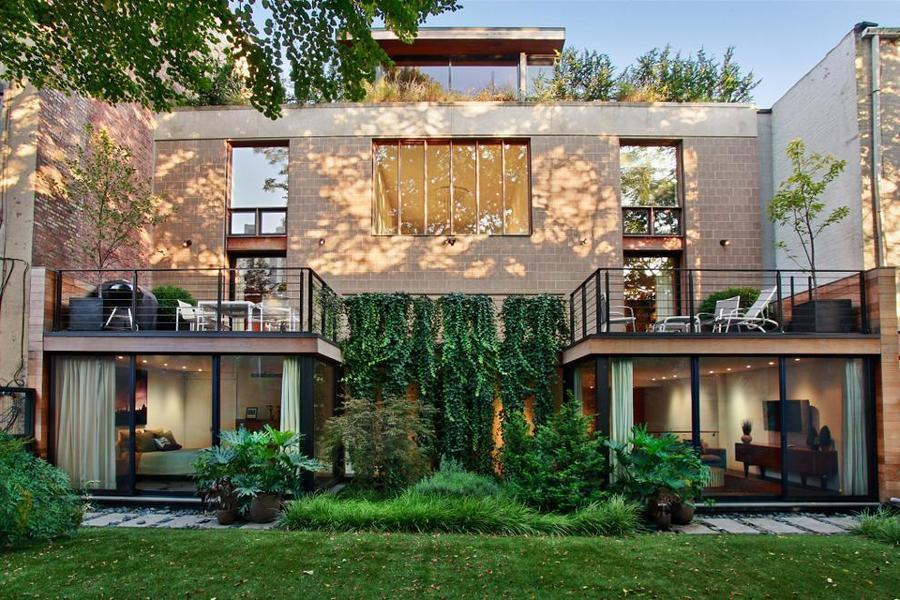 Mad for modern nyc homes that are cooler than don draper for Buy house in brooklyn