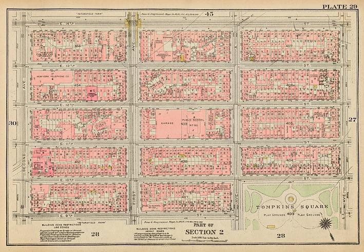 Sanborn map, fire insurance map