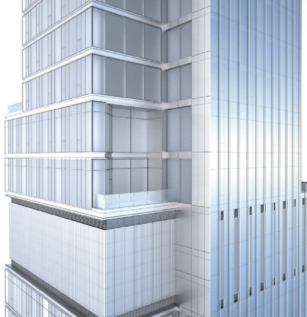 Nordstrom Tower, NYC supertalls, 217 West 57th Street, tallest residential building in the world