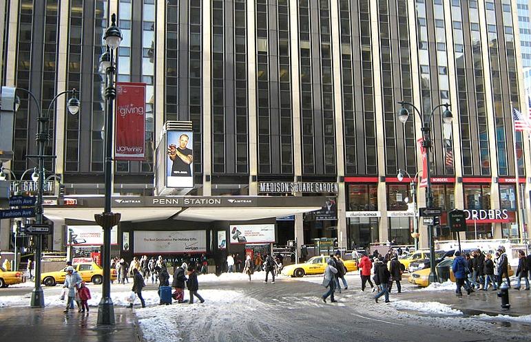 New Penn Station Design Penn Station New York ny
