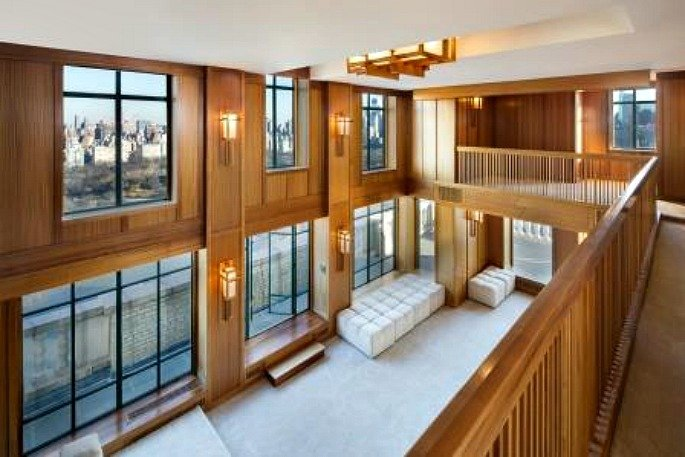 San Remo Penthouse, 145 Central Park West, Demi Moore, NYC celebrity real estate