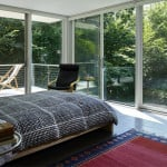 Stelle Lomont Rouhani Architects, Passive house, Green Woods House, Energy Star-rated, Amagansett, woodland home,