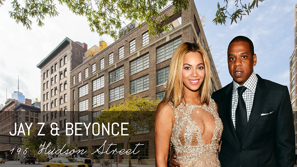 Sean Combs, Puff Daddy, Mariah Carey, Marc Anthony, Katy Perry, Justin TImberlake, Beyonce, Tribeca celebrities, Tribeca lofts, Tribeca penthouses