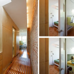 tiny transforming brooklyn apartment, Noroof Architects