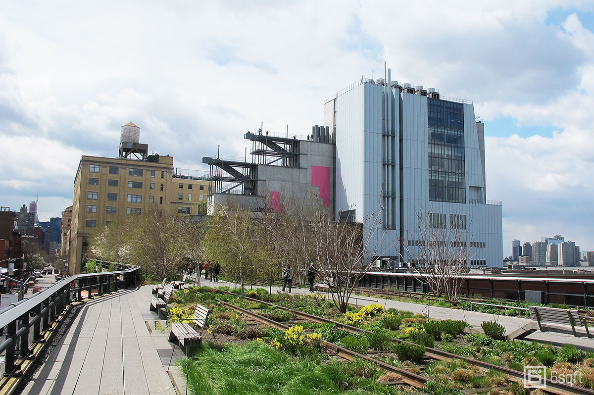 Exclusive photos take a tour inside the brand new whitney for The whitney