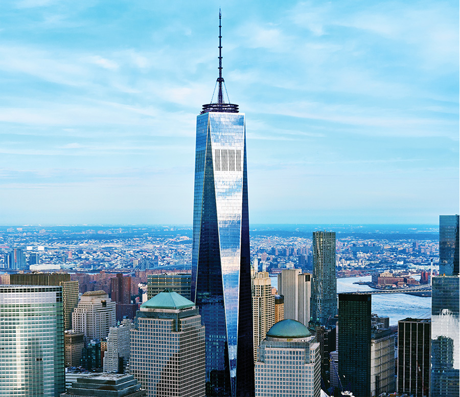One world observatory opens on friday may 29th video - Architekt one world trade center ...