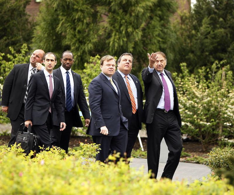 LeFrak, Richard LeFrak, billionaires, forbes list, real estate wealth, real estate tycoon, Newport Green, New Jersey, Chris Christie