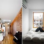 tiny transforming brooklyn apartment