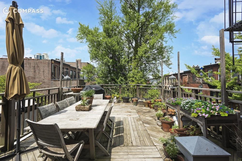 103 Prospect Park West, co-op, patio, Prospect Park