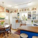 110 Clinton Avenue, kitchen, garden apartment
