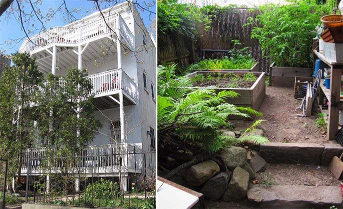 110 clinton avenue, garden, garden apartment, clinton hill