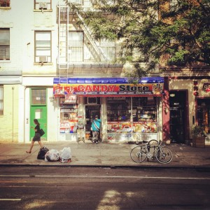 Candy Store crownheights franklinave brooklyn streetlife streetsigns nyc