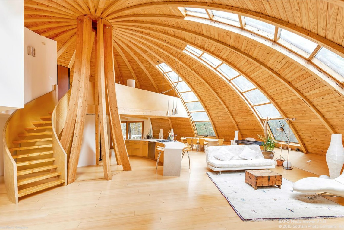 Meet the Current Owner of the Spinning Upstate Dome Home ...