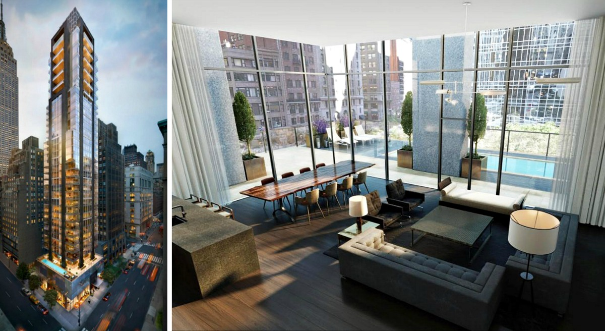 13m Madison Avenue Condo Will Have One Of The City S