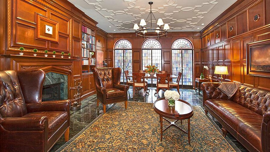 Live in eleanor roosevelt 39 s historic townhouse for 18m for New york home interiors