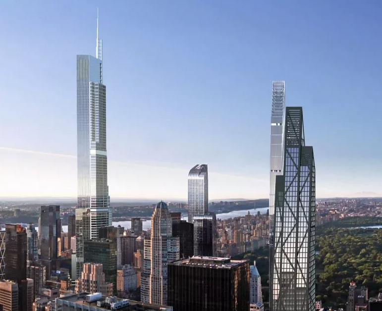 Nordstrom Tower Adds 20 Feet to Become the Tallest Building in NYC and ...