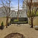 335 Pacific Street, backyard, boerum hill