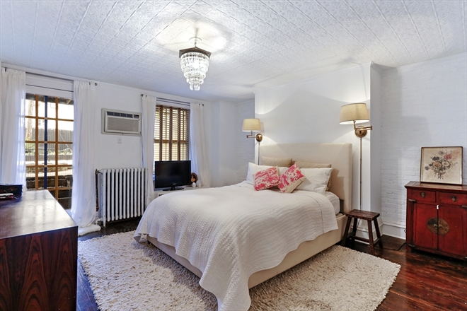 355 Pacific Street, bedroom, boerum hill