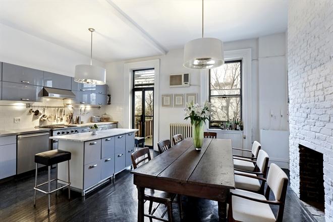 225 Pacific Street, kitchen, boerum hill