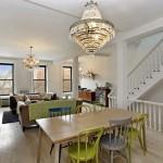 355 Pacific Street, duplex, boerum hill, living room