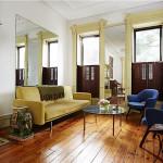 349 Hancock Street, multifamily home, original details, music room