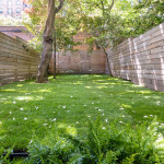 370 Washington Avenue, garden, brownstone., clinton hill