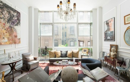 420 West 25th Street, Loft 25, Benjamin McKenzie, Chelsea real estate