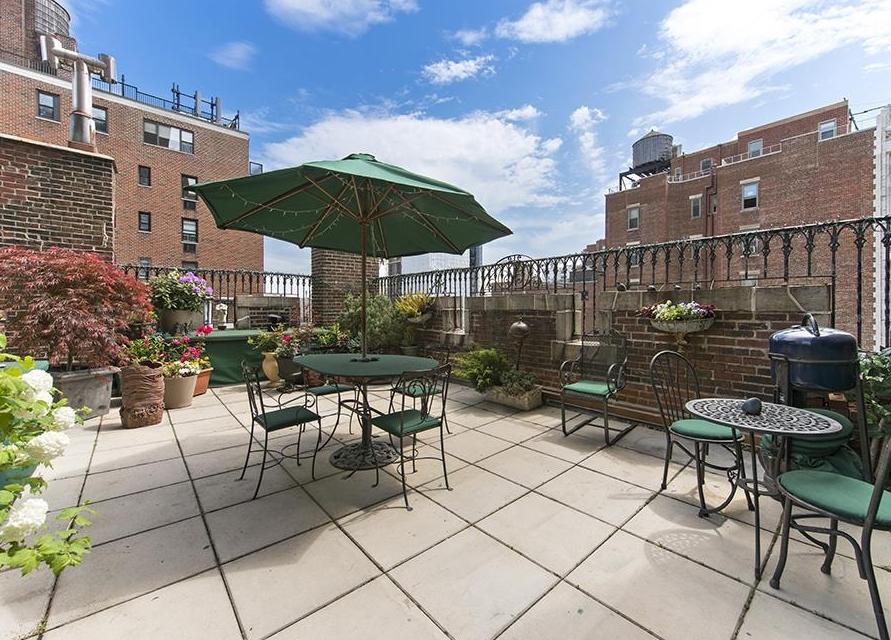 44 Gramercy Park, patio, gramercy park