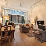 53 Crosby Street, true Soho loft, triplex with lofted bedroom