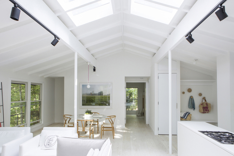1980s A Frame Home In The Hamptons Gets A Renovation Fit