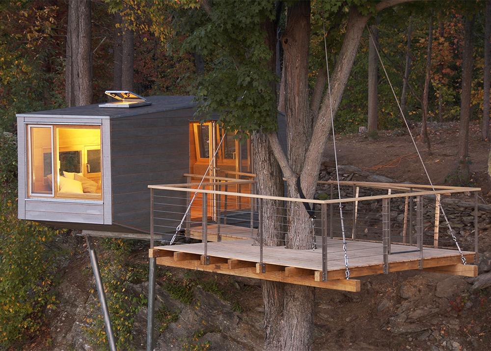 6sqft Baumraum S Cliff Tree House