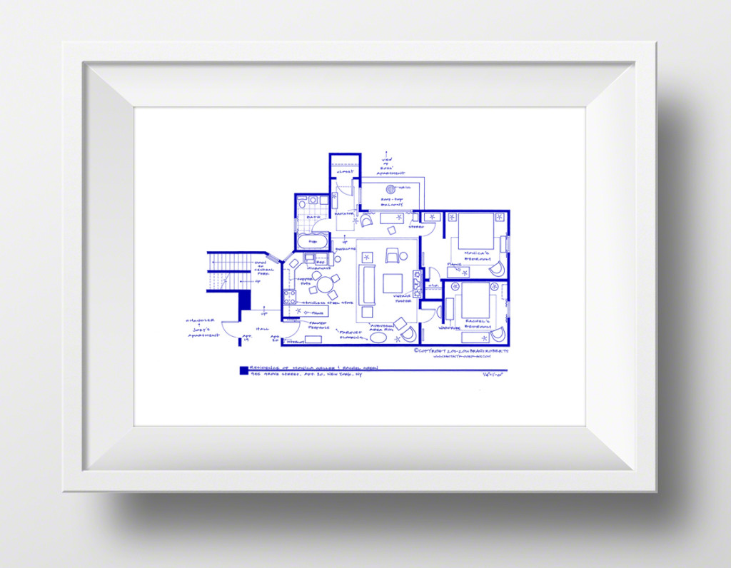 Fantasy floorplans bring to life your favorite tv show for Fantasy house plans
